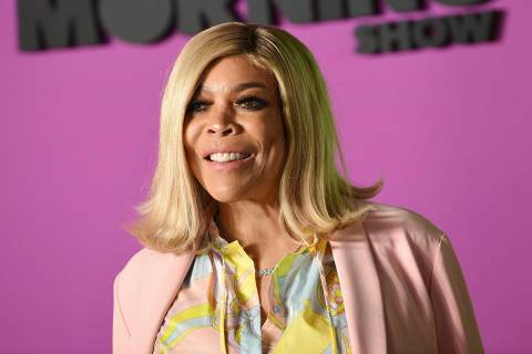 FILE - In this Oct. 28, 2019 file photo, Wendy Williams attends the world premiere of Apple TV+ ...