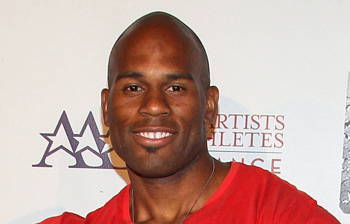 FILE - In this July 15, 2013, file photo, professional wrestler Shad Gaspard attends the 8th An ...