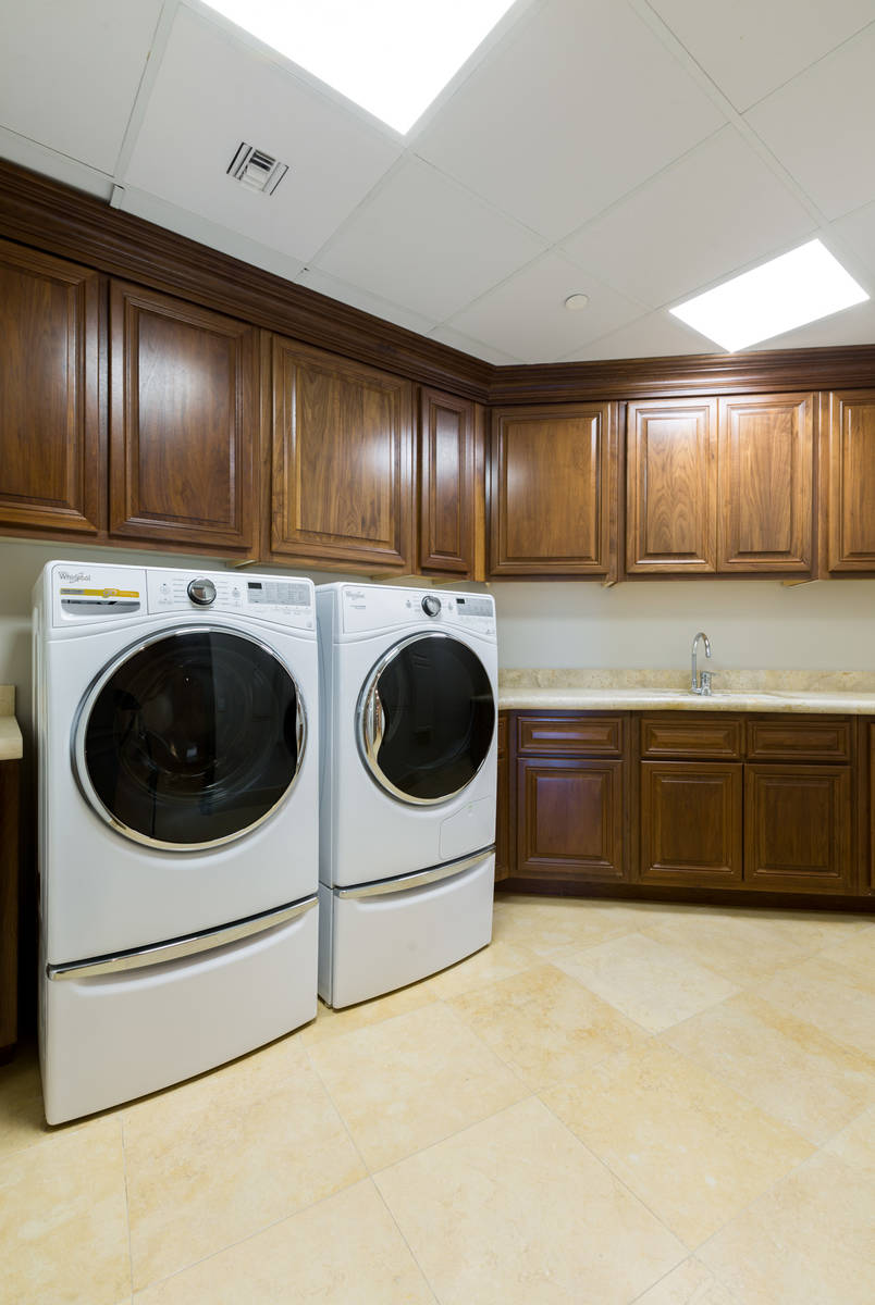 The laundry. (The Ivan Sher Group)
