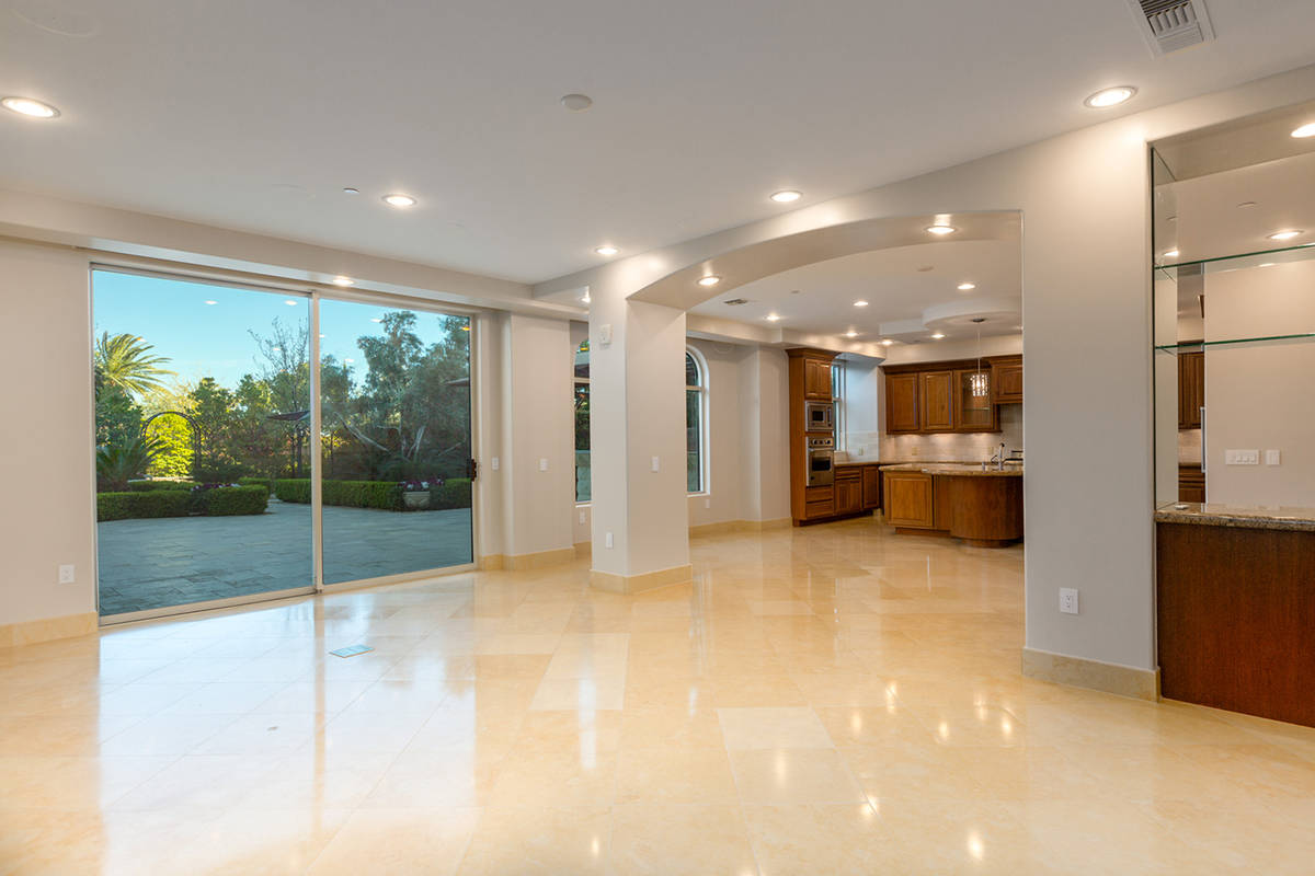 This One Queensridge Place condo is for rent for $10,000 month. (The Ivan Sher Group)