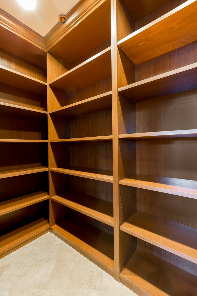 Storage space. (Ivan Sher Group)