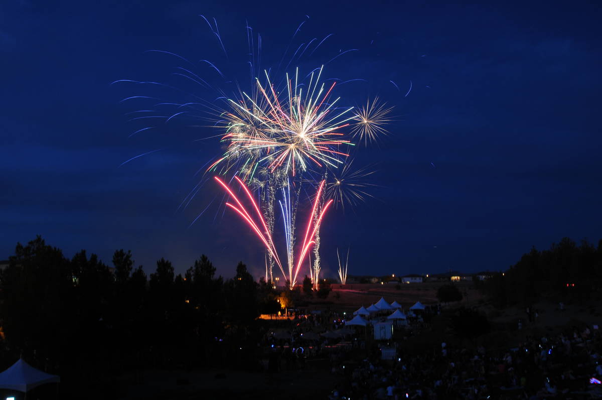 The 18th annual Southern Highlands Community Fireworks will proceed in a socially distant forma ...