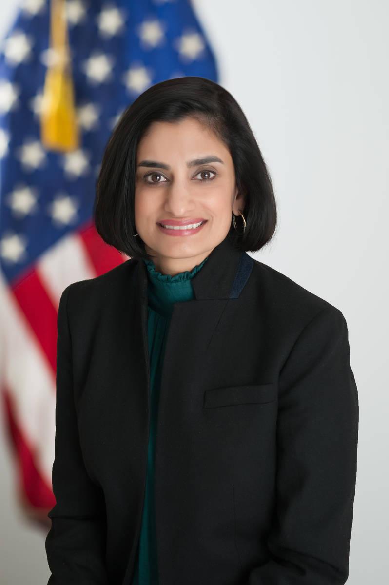 Seema Verma (U.S. Centers for Medicare & Medicaid Services)
