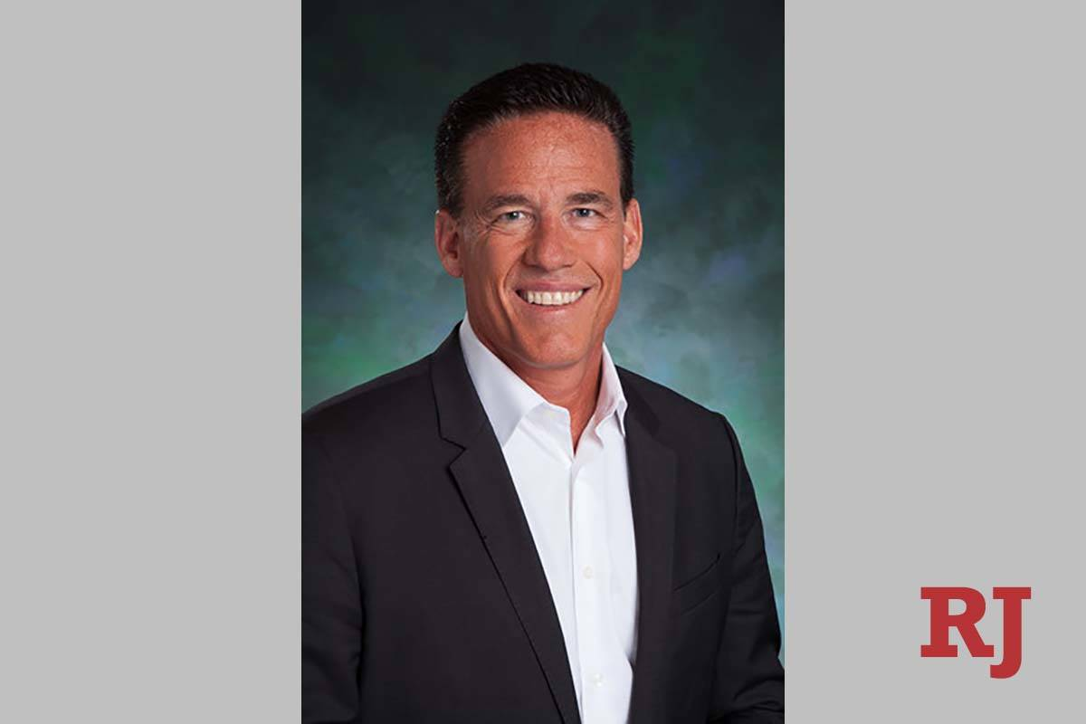 Michael Eklund is set to become Scientific Games' CFO on June 1, 2020. (Courtesy, Scientific Games)