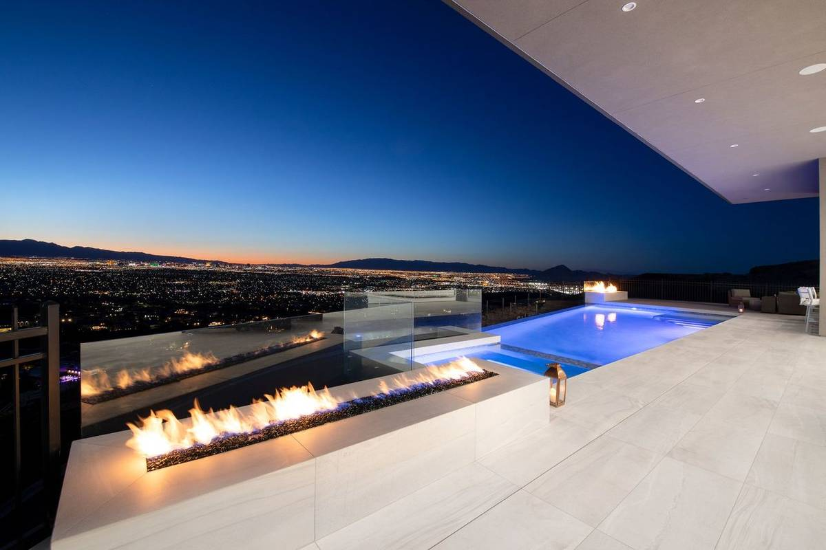 No. 4 on the list of highest-priced new homes that have sold in April was this $3.75 million ho ...