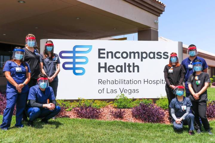 Encompass Health Rehabilitation Hospitals want to salute community heroes with a drive-thru Tac ...