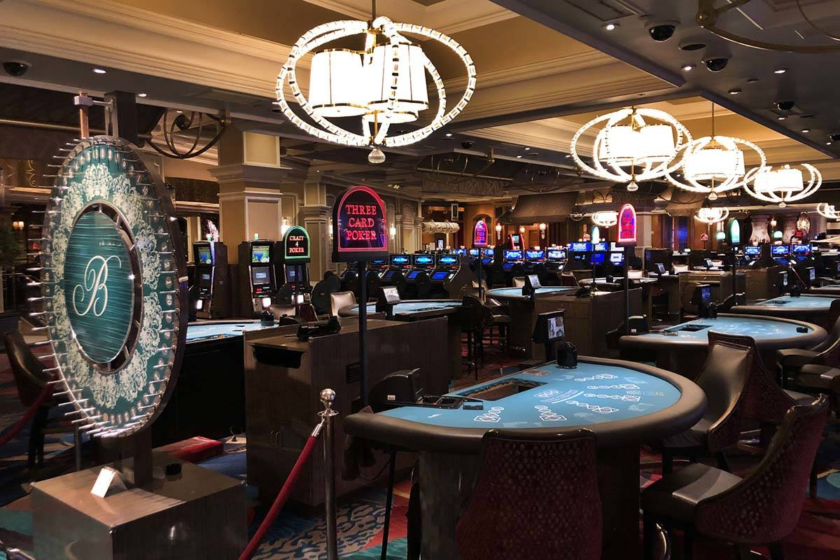 Las Vegas casinos, restaurants reopening soon | Las Vegas Review-Journal