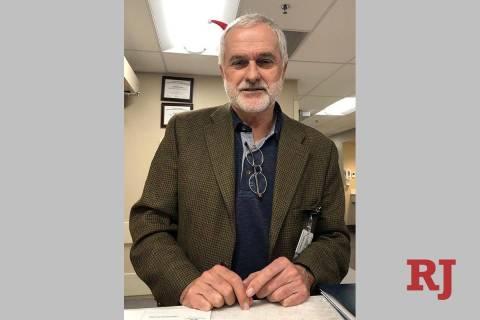 Dr. Peter Vajtai (Southern Hills Hospital via Twitter)