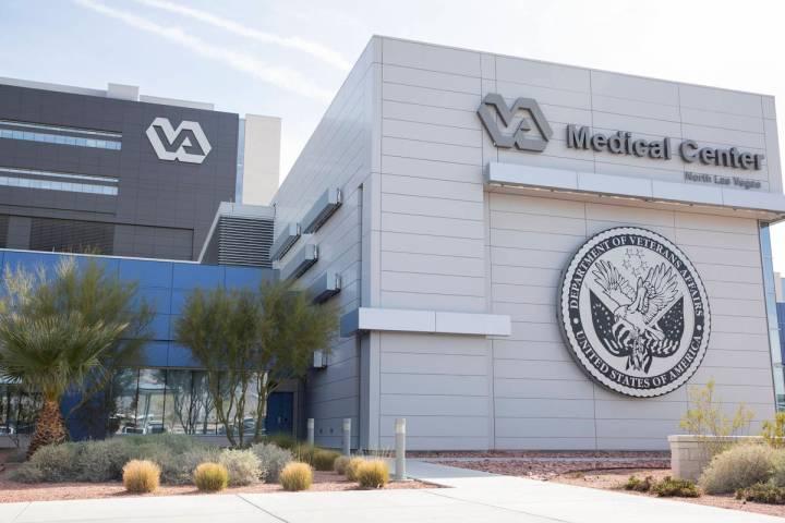 The VA Southern Nevada Healthcare System Medical Center in North Las Vegas. (Elizabeth Page Bru ...