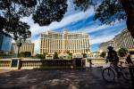 Bellagio fountains to mark casino reopening with 3 water shows