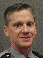 Nevada Highway Patrol Col. Daniel Solow