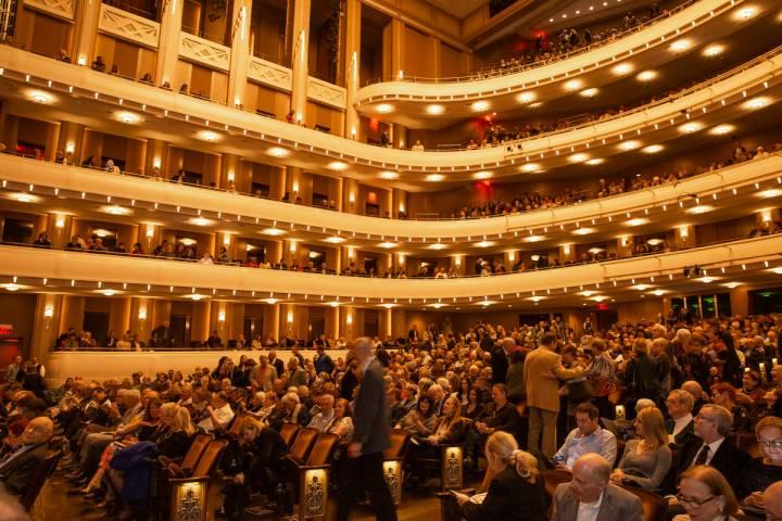 Conductor Donato Cabrera leads a special night of Vivaldi's Four Seasons. De Ann Letourneau wil ...