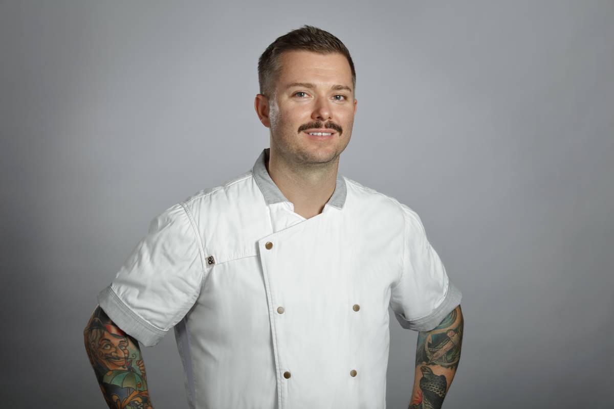 Chef Josh Smith is a new chef/partner at Andiron Steak & Sea. (Josh Smith)