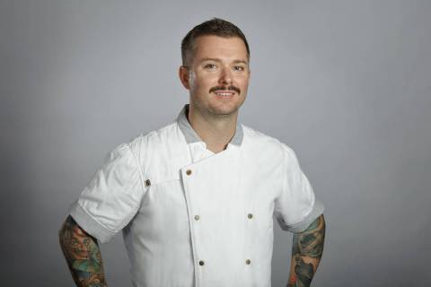 Chef Josh Smith is a new chef/partner at Andiron Steak & Sea. (Josh Smith)