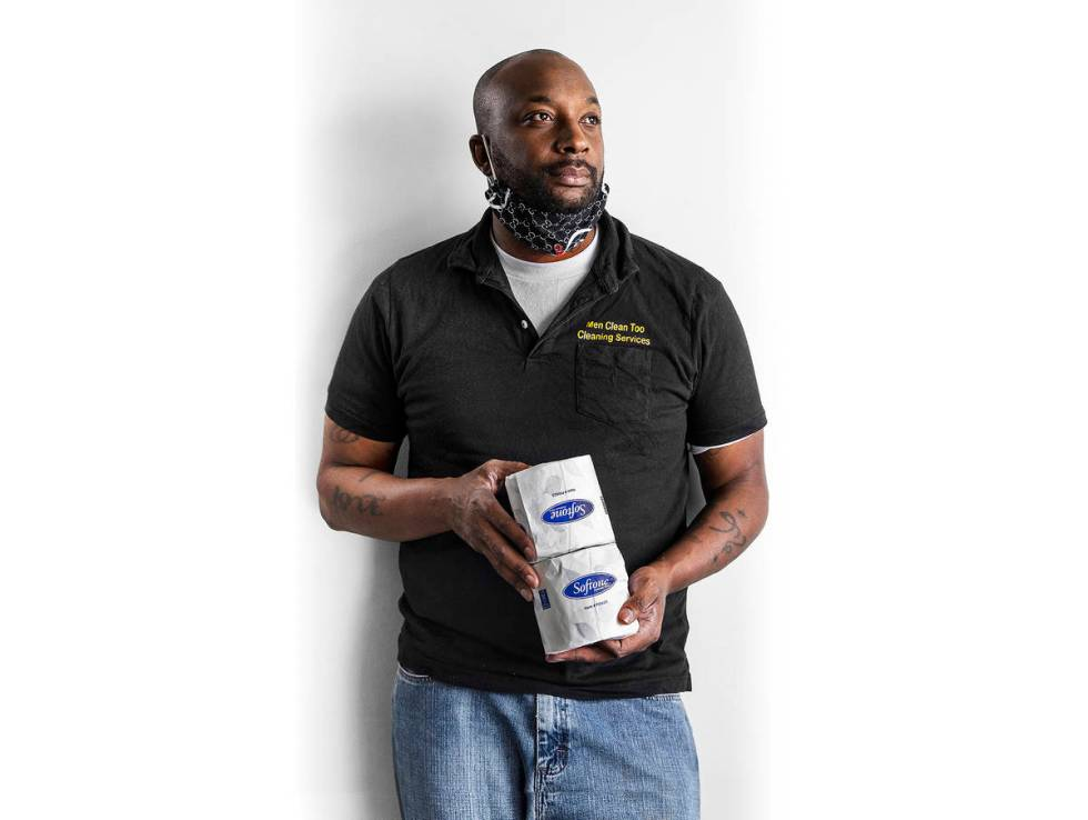 Zachary Steward delivered free toilet paper to needy households due to national shortages cause ...