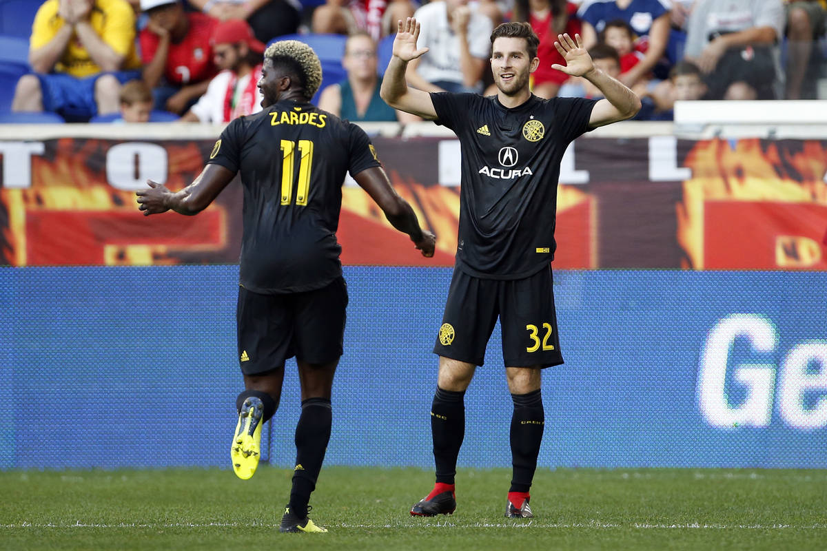 Mls To Resume Play With Summer Tournament In Florida Las Vegas Review Journal