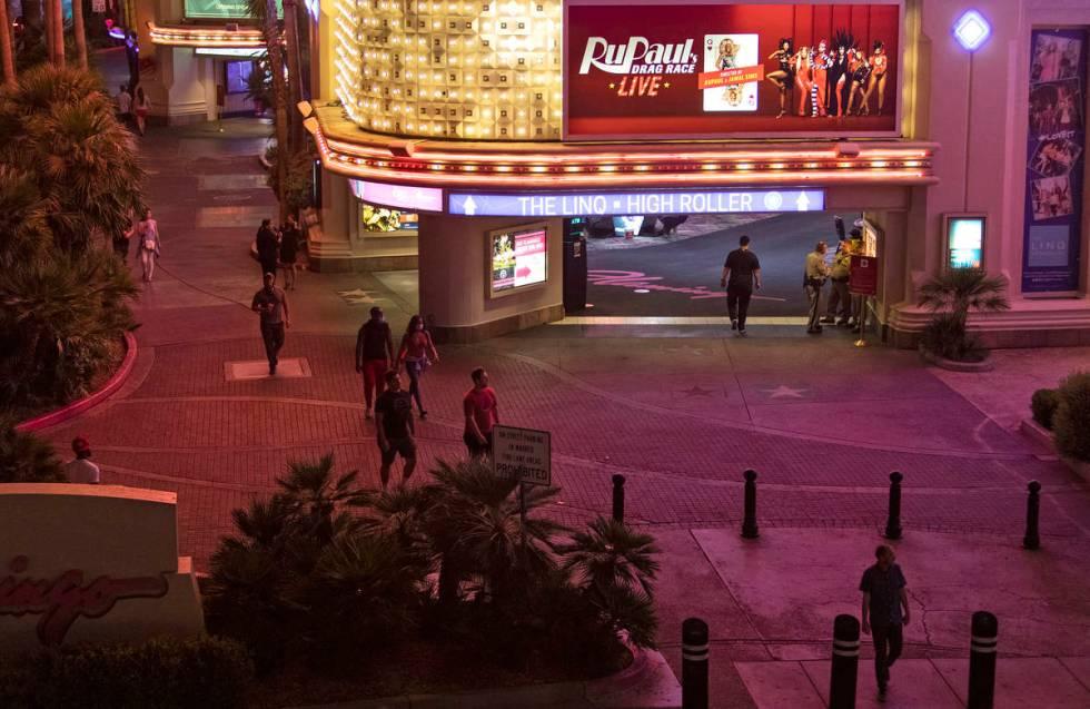 Ellen Schmidt/Las Vegas Review-Journal @ellenkschmidt_