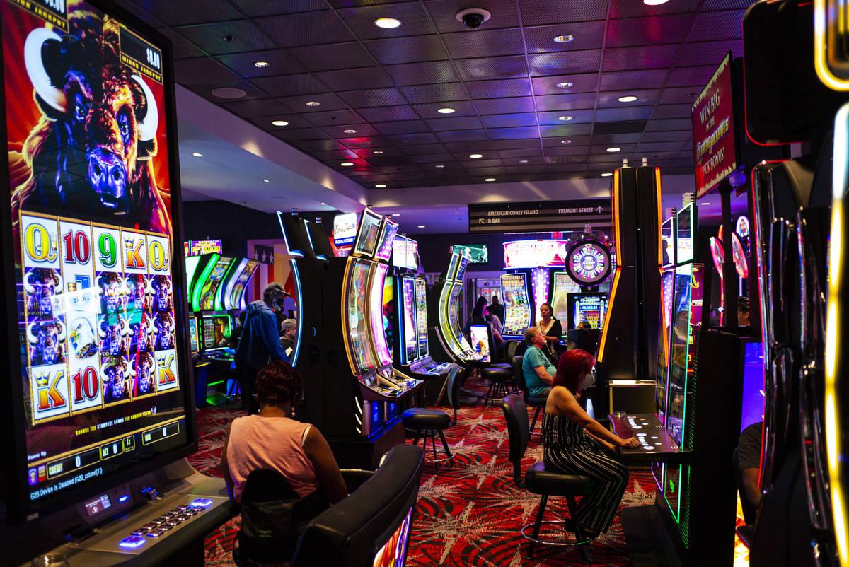Chase Stevens/Las Vegas Review-Journal @csstevensphoto