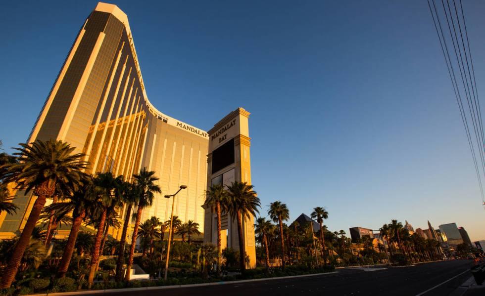 Chris Day/Las Vegas Review-Journal