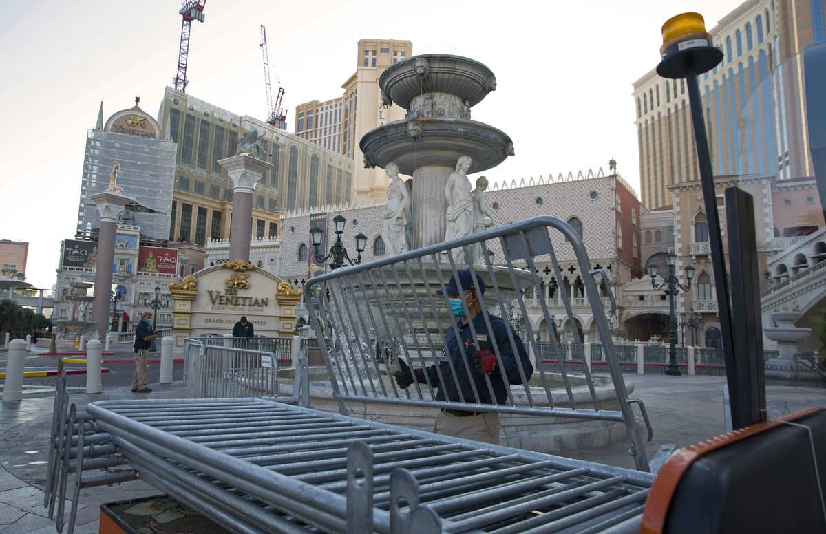 Bizuayehu Tesfaye/Las Vegas Review-Journal @bizutesfaye