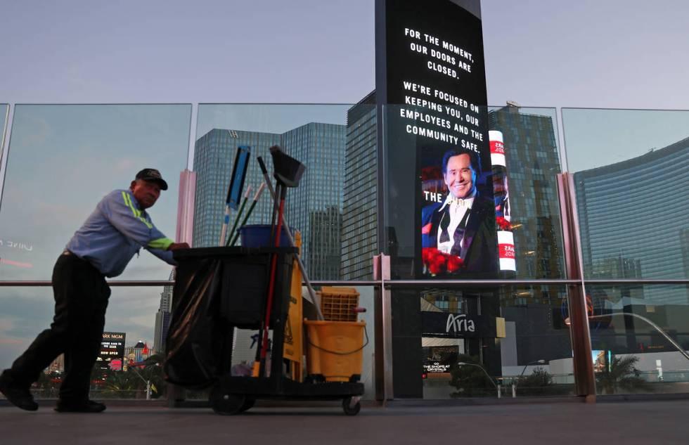 Erik Verduzco / Las Vegas Review-Journal @Erik_Verduzco