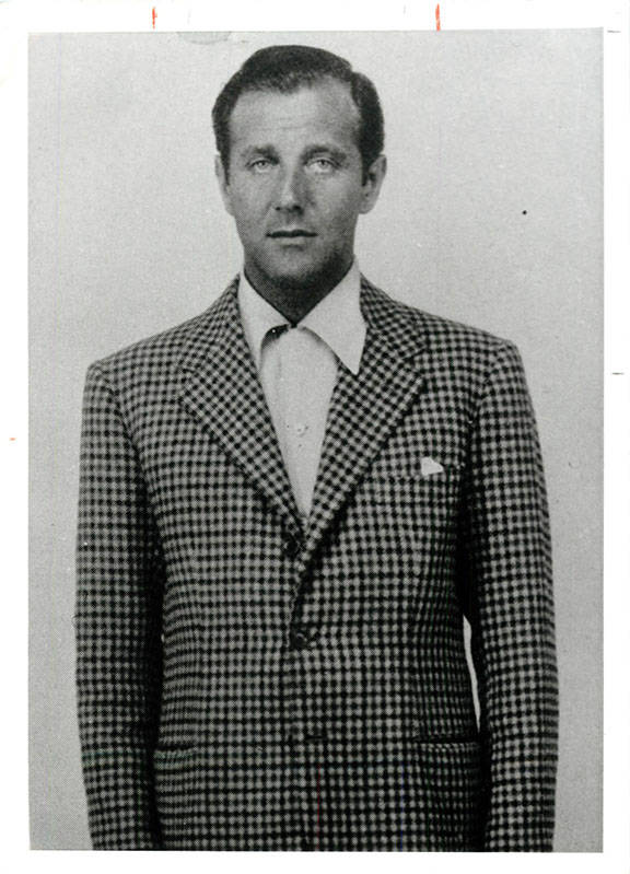 """Benjamin """"Bugsy"""" Siegel undated Benjamin """"Bugsy"""" Siegel was an American mo ..."""