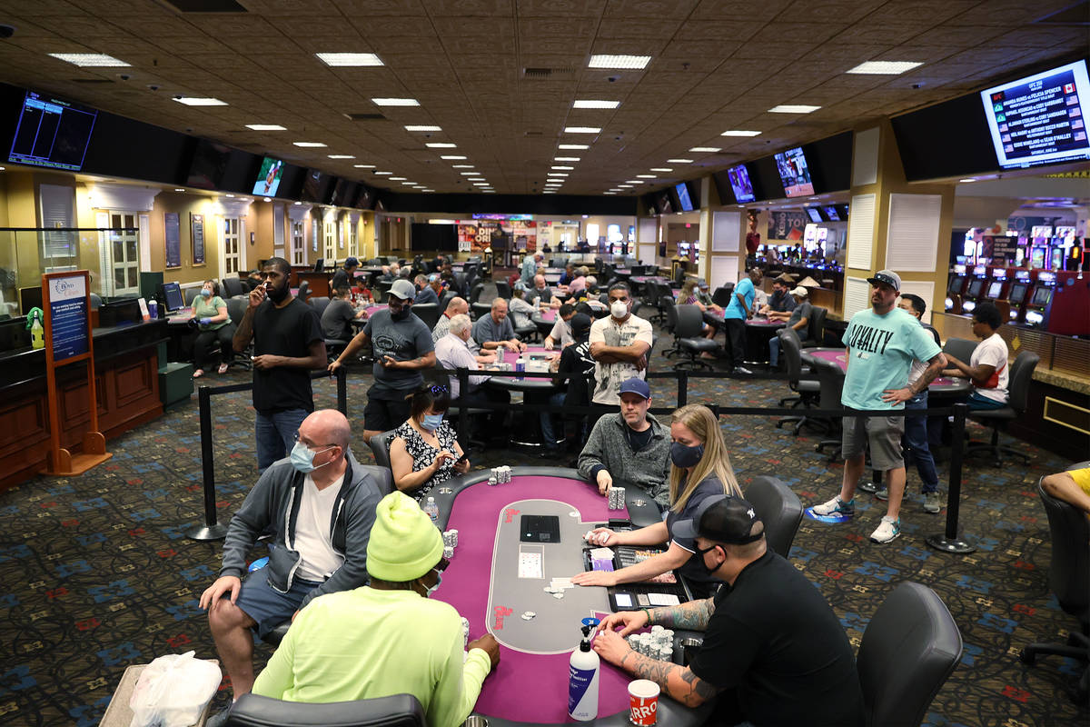 Las Vegas reopens with tourists, jackpots, and pools galore | Las ...