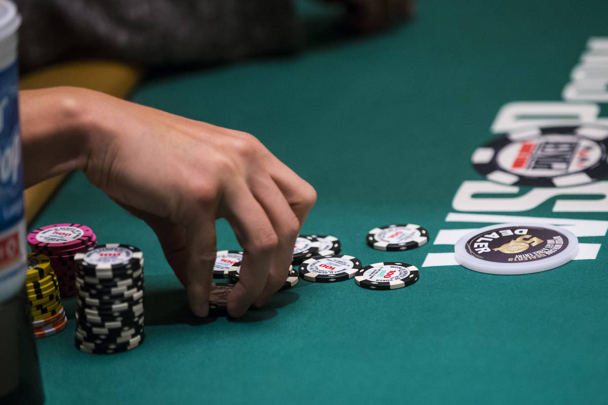 World Series of Poker Online to begin in July | Las Vegas Review-Journal