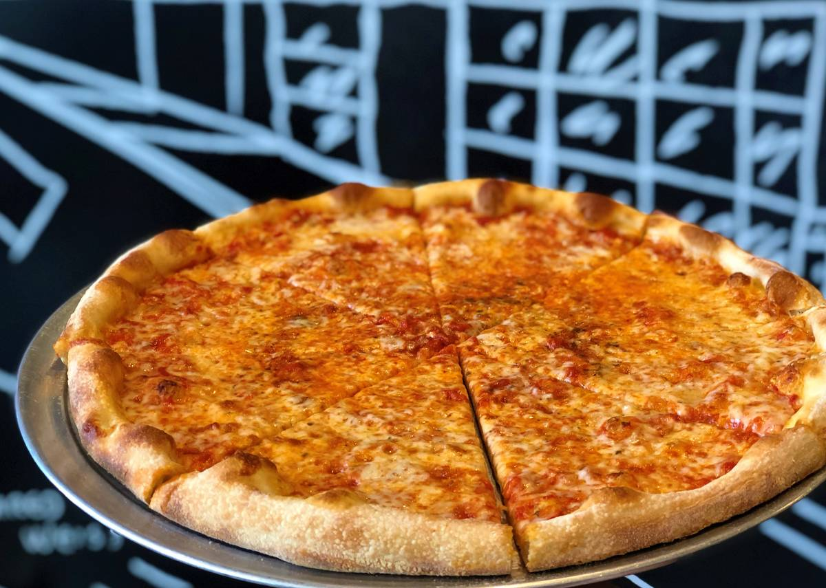 Cousins New York Pizza & Pasta is offering dads a free medium cheese pizza on Father's Day. (Co ...