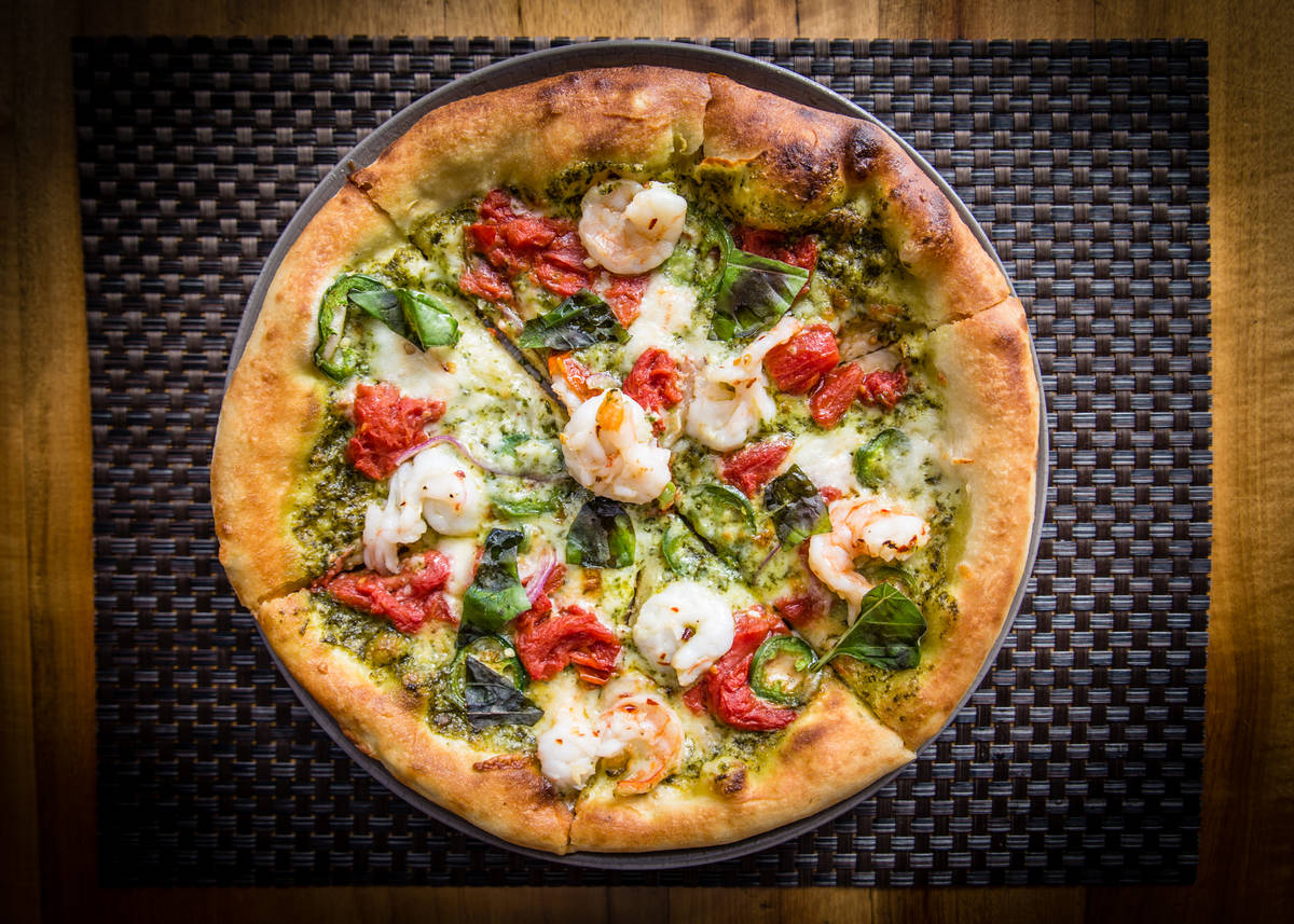 Cucina by Wolfgang Puck will treat dads to pizza and beer selections on Father's Day. (Wolfgang ...