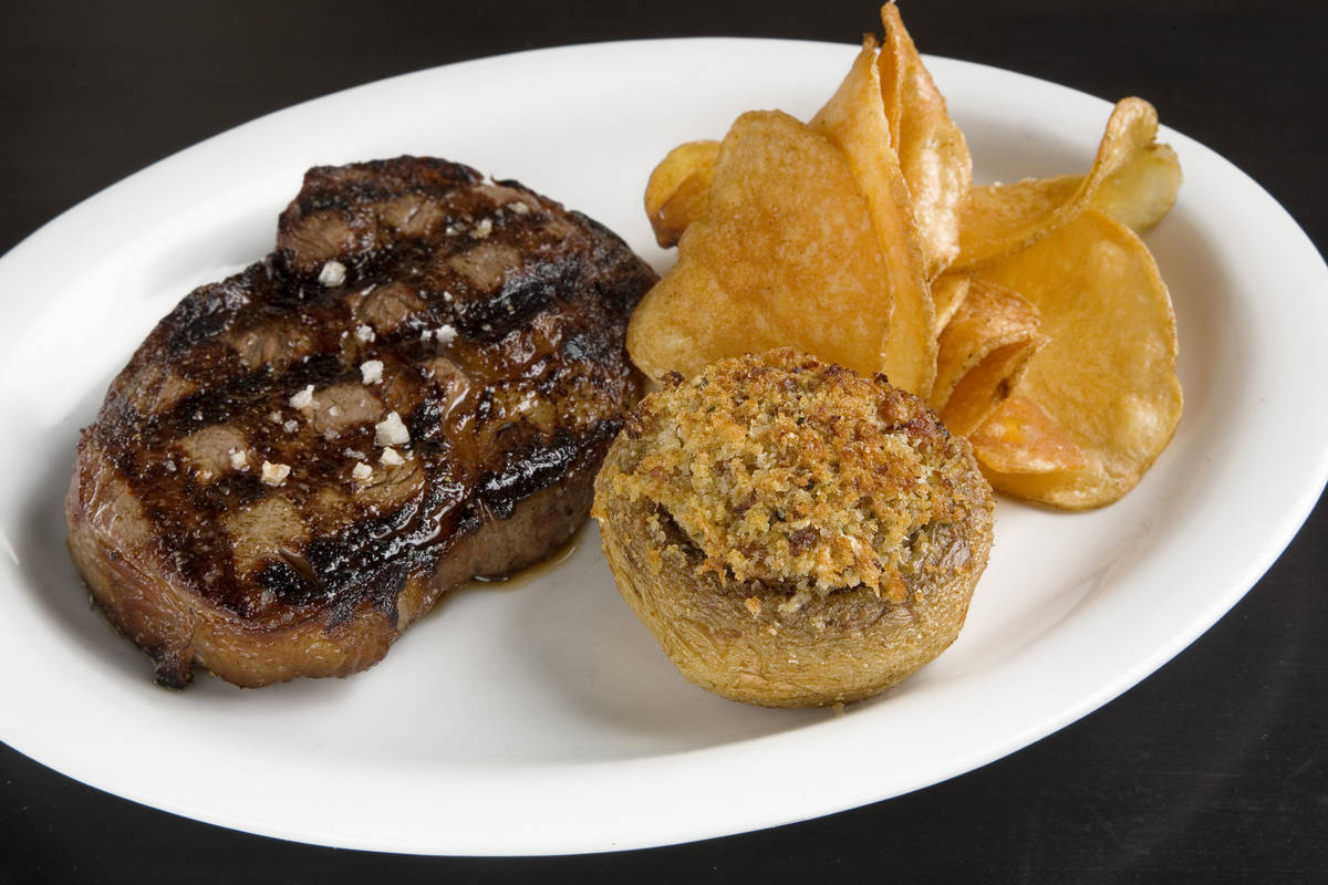 Echo & Rig restaurant at Tivoli Village offers a Father's Day feast for pickup. (Las Vegas Revi ...