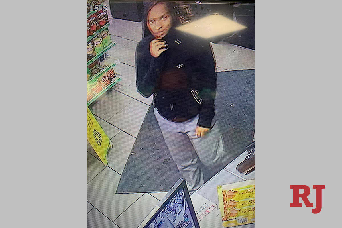 A person of interest in the June 1,2020, armed robbery near East Twain Avenue and University Ce ...