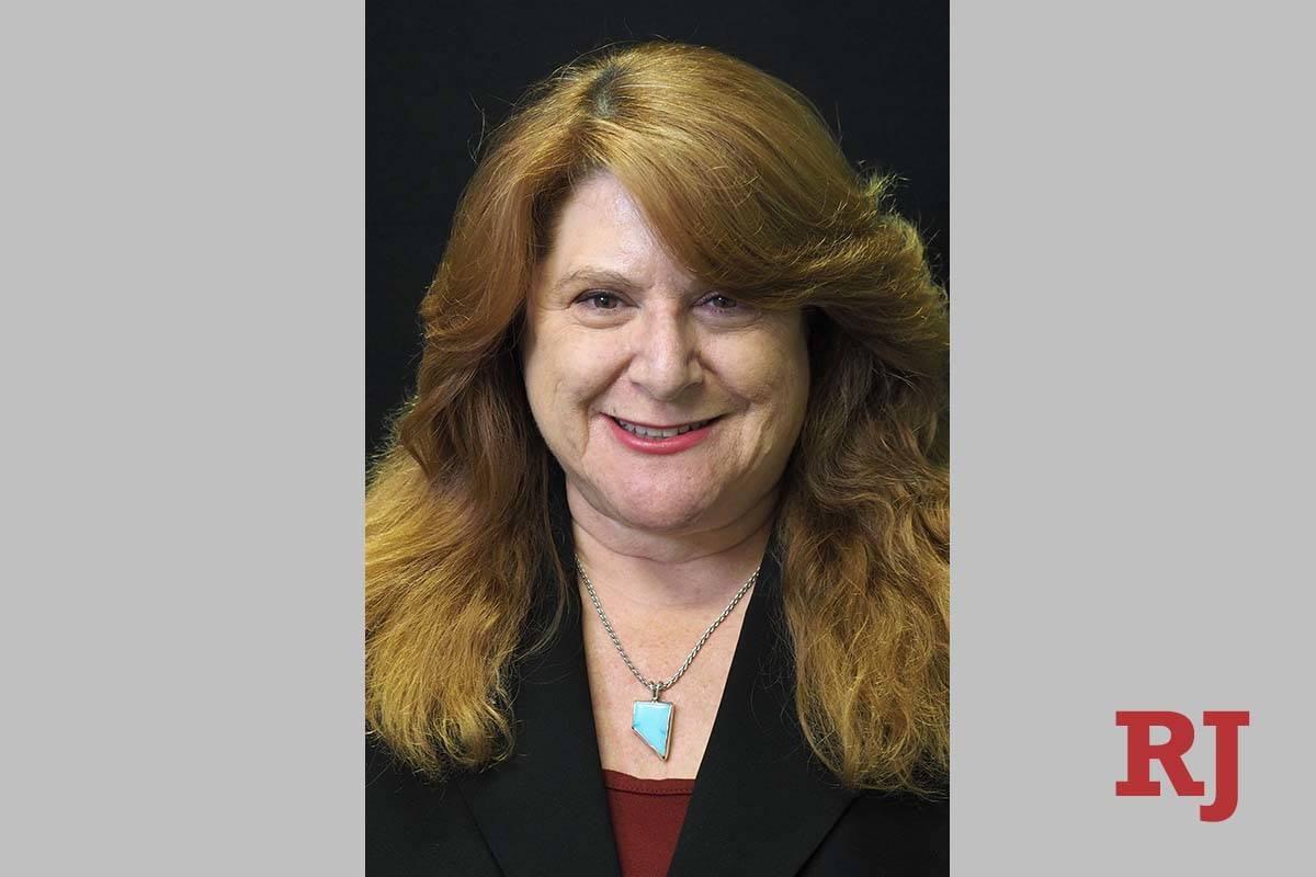 Democrat Ellen Spiegel candidate for Nevada Senate District 7. (Las Vegas Review-Journal file)