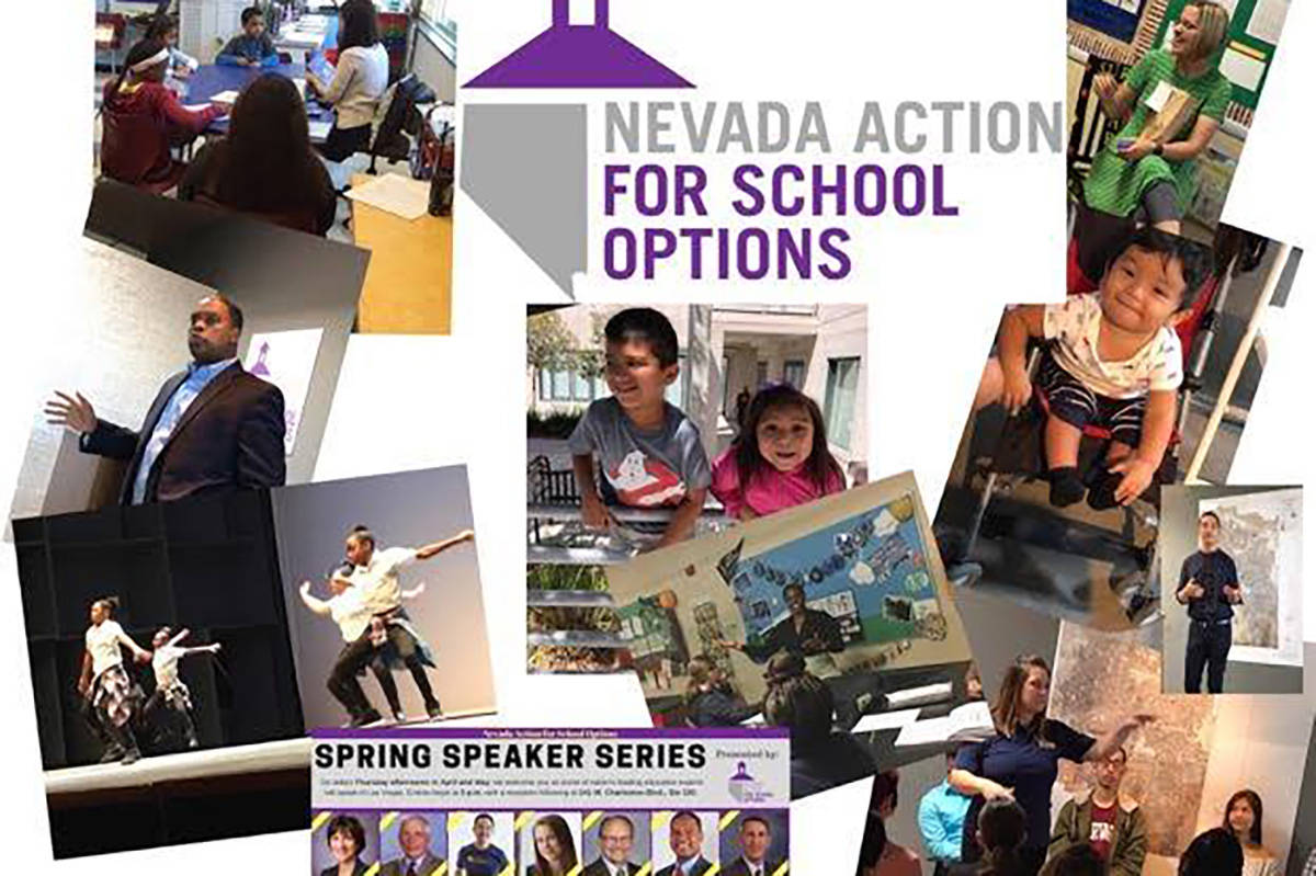 Nevada Action for School Options (Facebook)