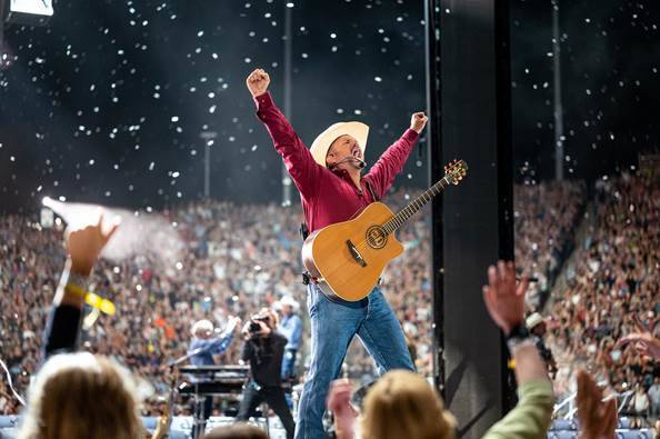 Garth Brooks is coming to the big screen. (8 Ten, Inc.)