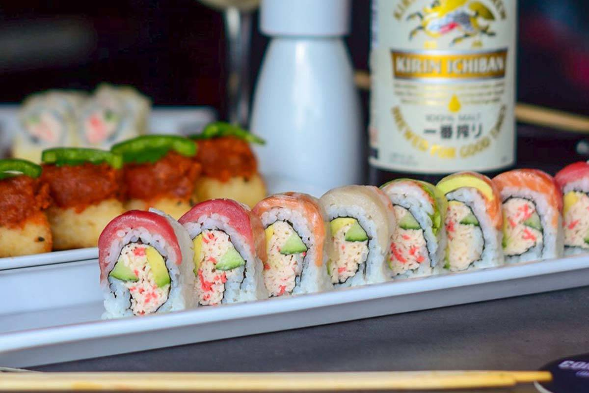 Ra Sushi is offering Happy Hour To Go. (Ra Sushi)