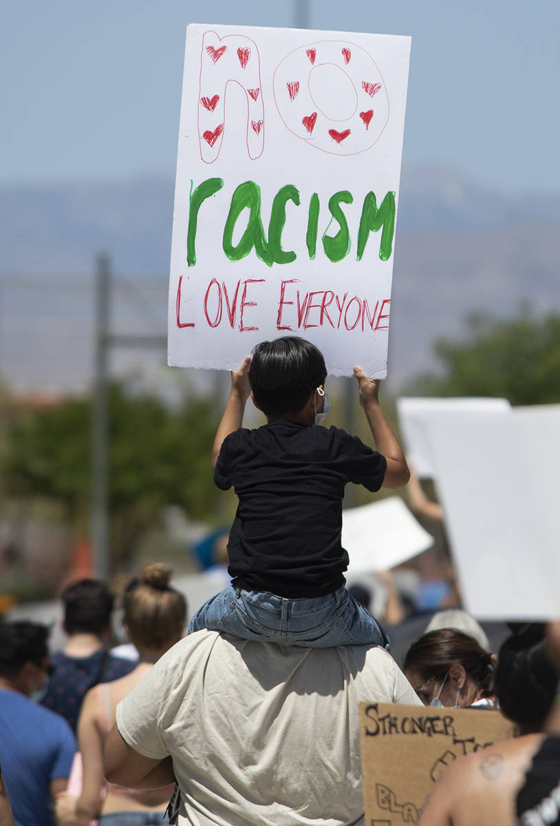 """The """"Kids Against Racism Rally"""" takes place at Craig Ranch Regional Park on Sunday, J ..."""