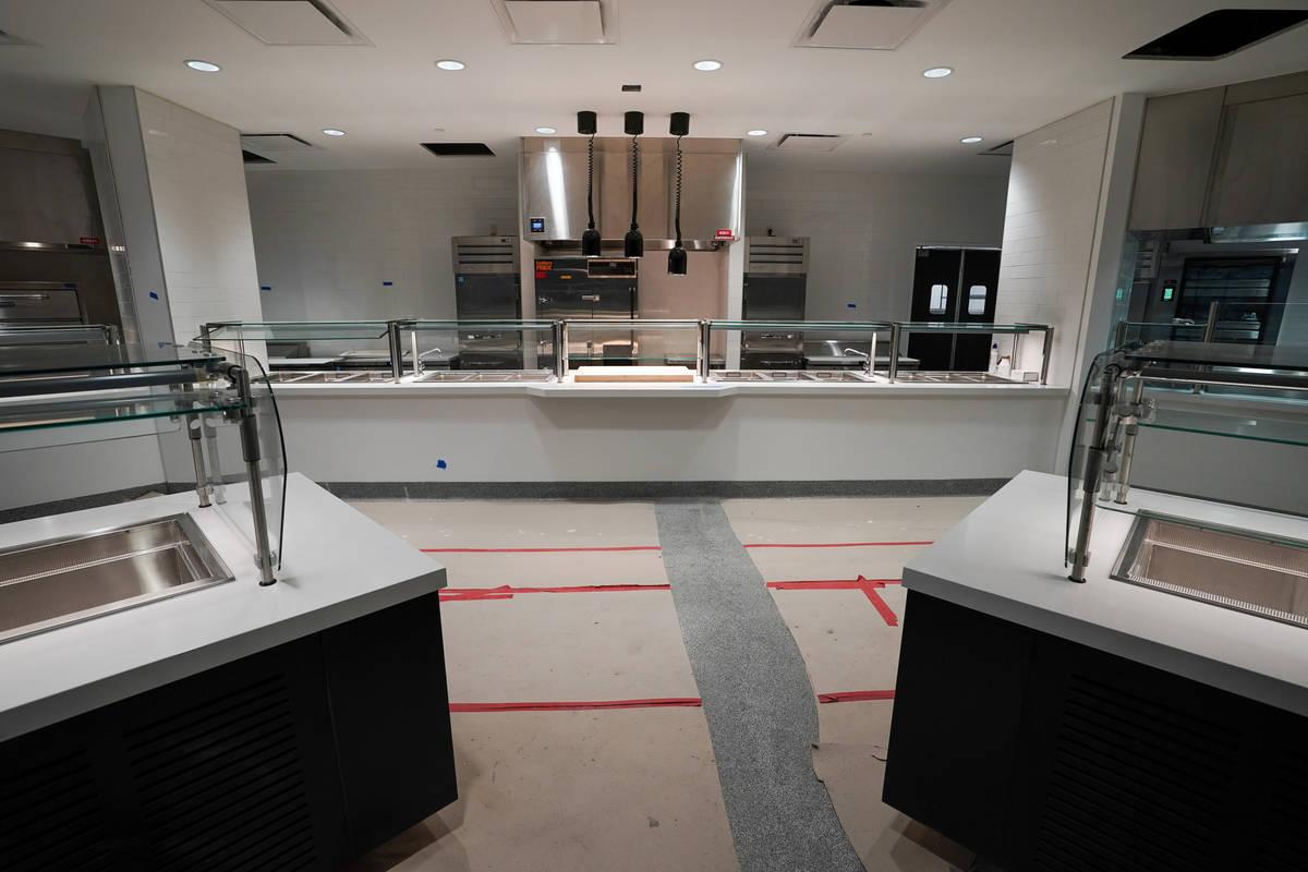 Raiders Henderson Practice Facility An Inside Look Photos Las Vegas Review Journal