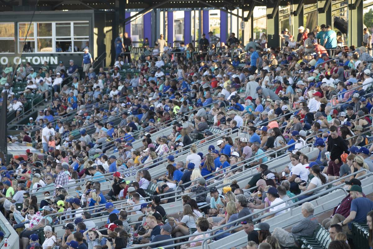 Despite leading the Pioneer League in attendance in 2019, the Ogden Raptors are one of 42 minor ...