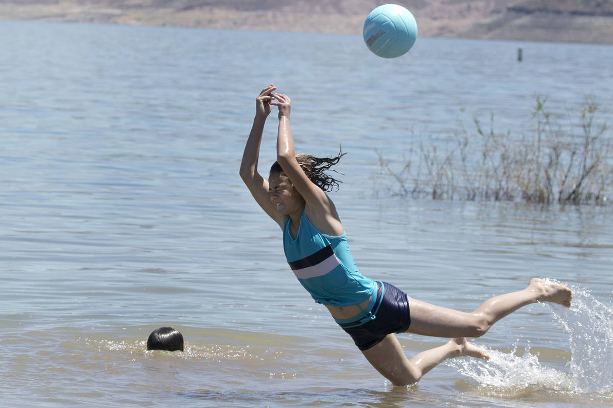 The high temperature on Tuesday, June 16, 2020, is expected to reach 99, says the National Weat ...