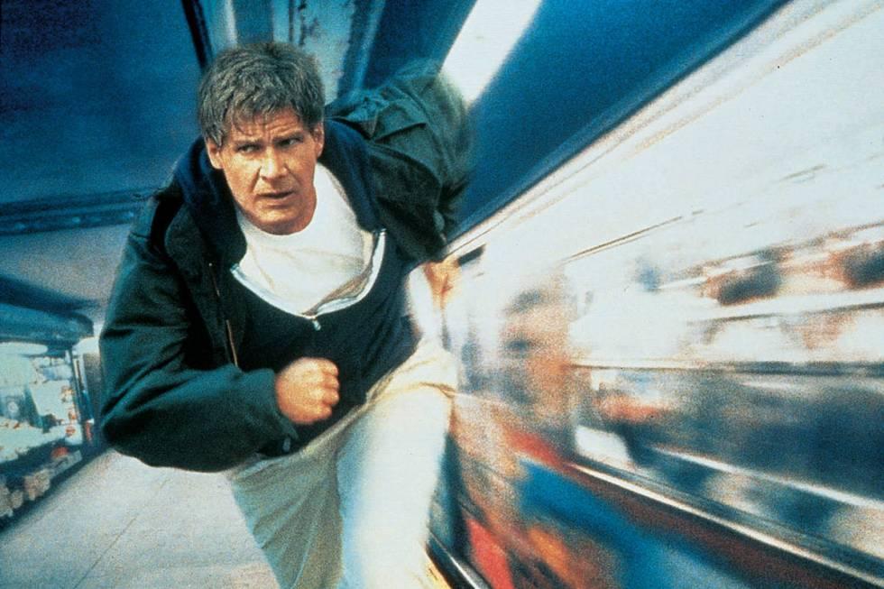 Harrison Ford in The Fugitive (Warner Bros.)