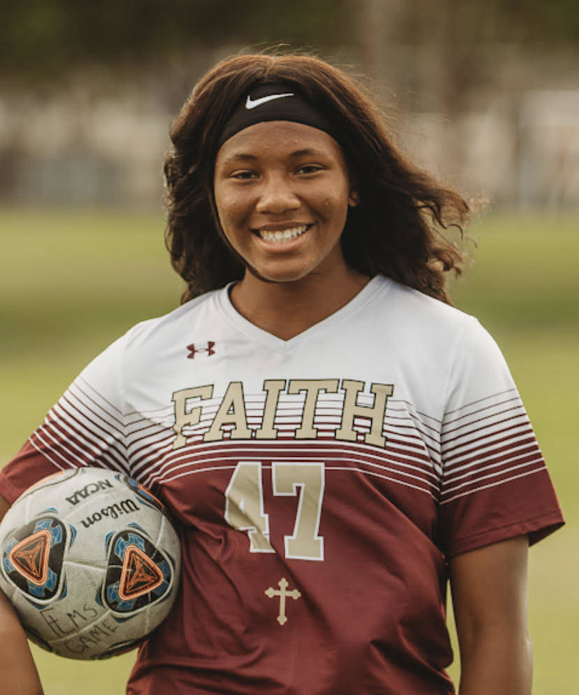 Jordan Brown, Faith Lutheran (Faith Lutheran soccer photo)