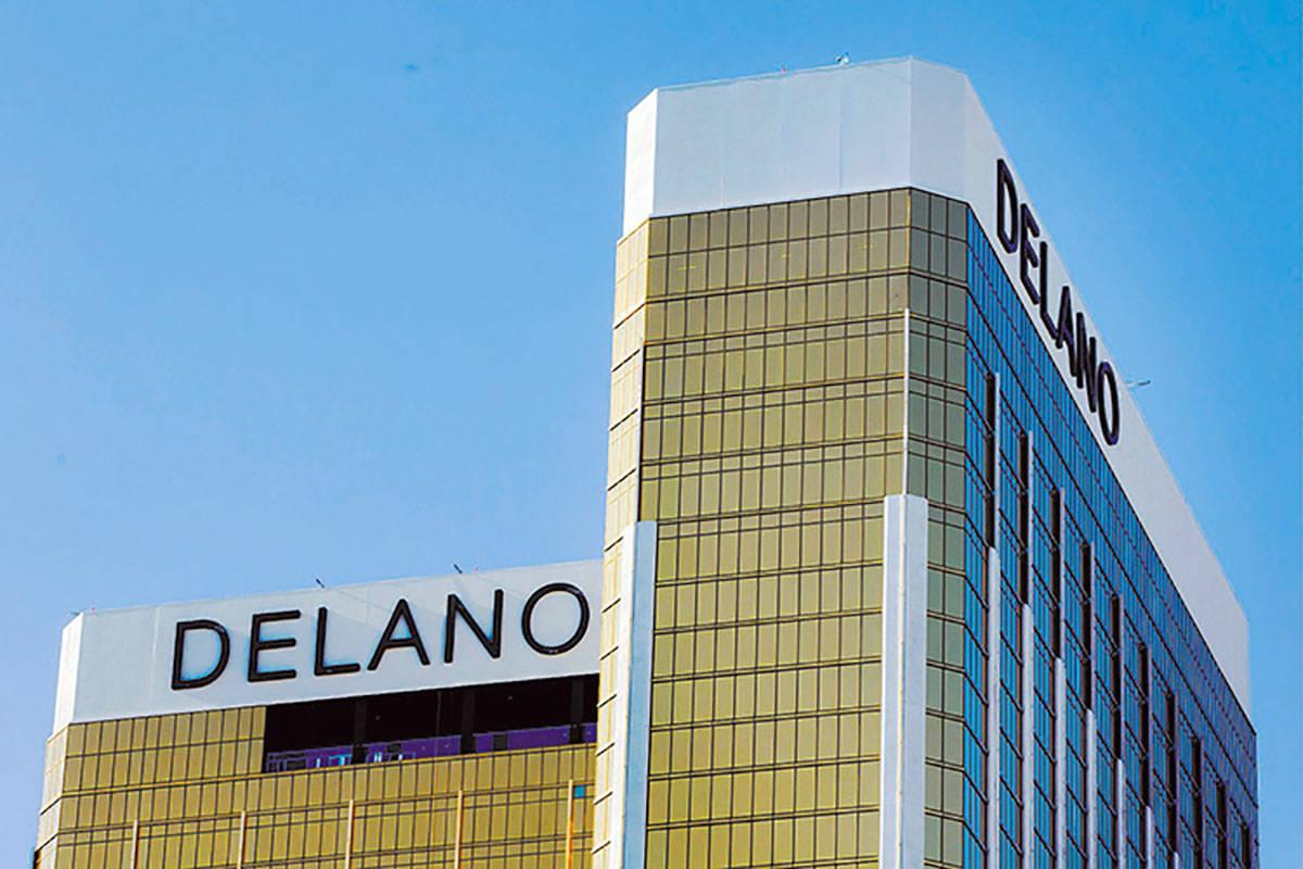 The Delano Las Vegas (Las Vegas Review-Journal)