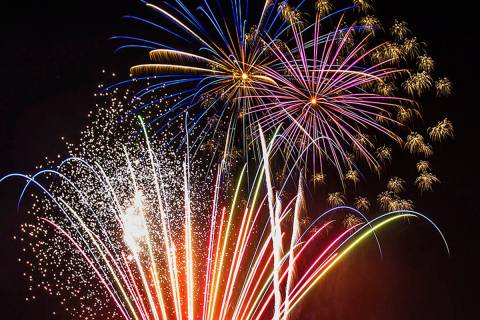 Fireworks shows and other events are planned for the Fourth of July in Las Vegas and Henderson. ...