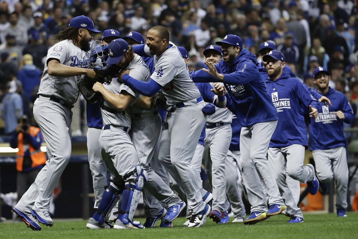 Los Angeles Dodgers Back On Las Vegas Tv Las Vegas Review Journal