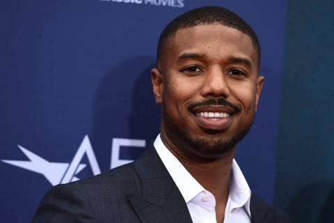 Michael B. Jordan arrives at the 47th AFI Life Achievement Award honoring Denzel Washington at ...