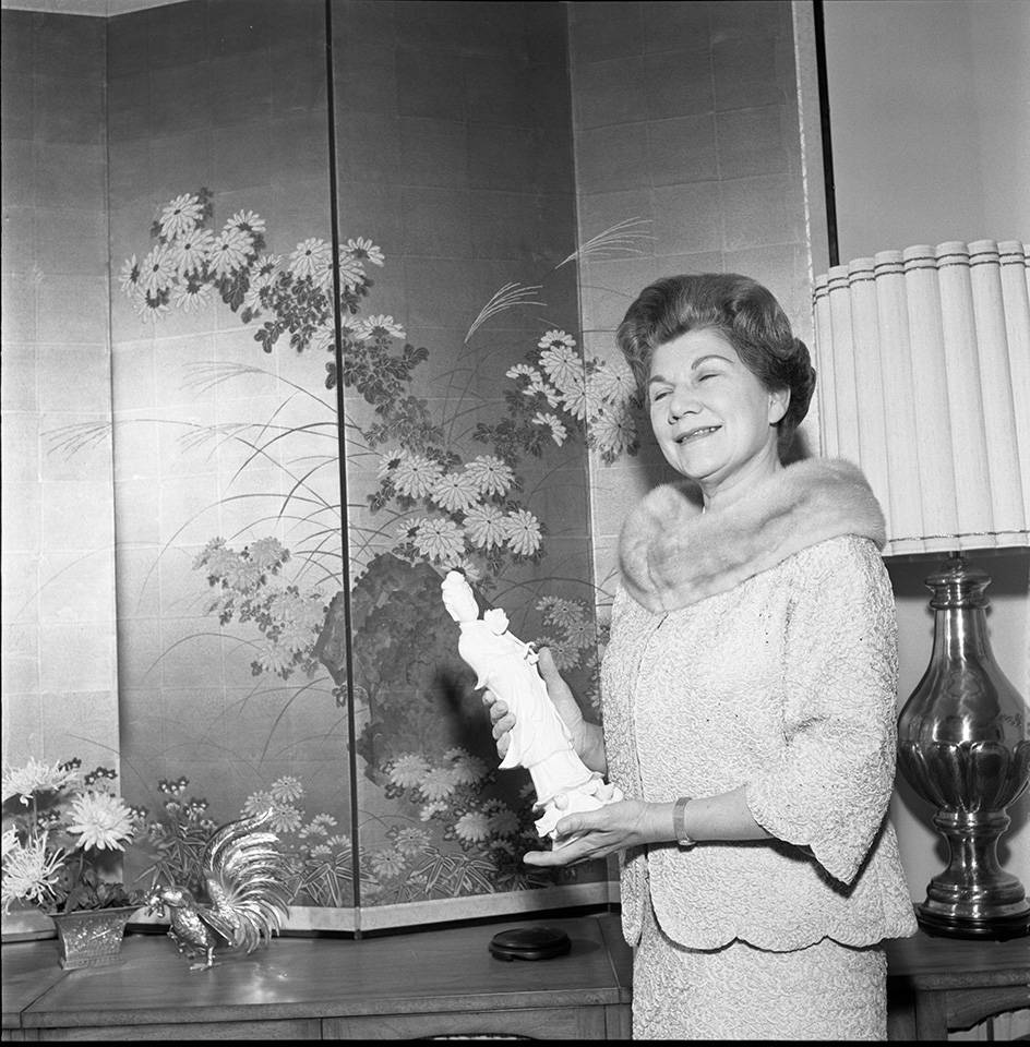 Bertha McConnell, a member of the city's Beautification Board and owner of Bertha's, located at ...