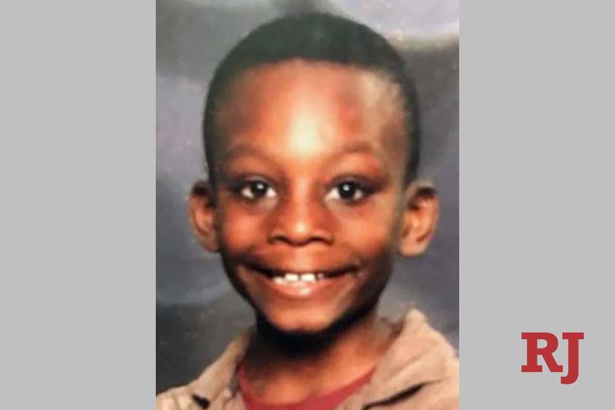Aaron Jones, 13 (Las Vegas Metropolitan Police Department)