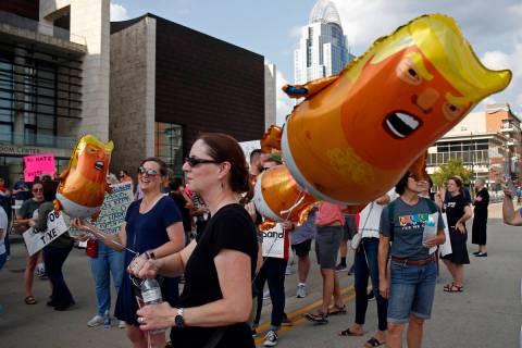 AP Photo/Gary Landers