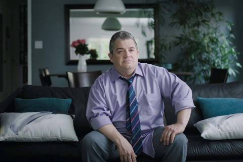 "Patton Oswalt from HBO's ""I'll Be Gone In The Dark."" (HBO)"